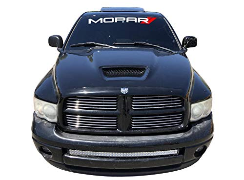 dodge ram 1500 windshield decal - 1