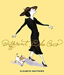 """The rags-to-riches story of Coco Chanel plays out in a wonderful picture-book biography as full of style and spirit as its heroine.Gabrielle """"Coco"""" Chanel was always different. And she vowed to prove that being different was an advantage! Poo..."""