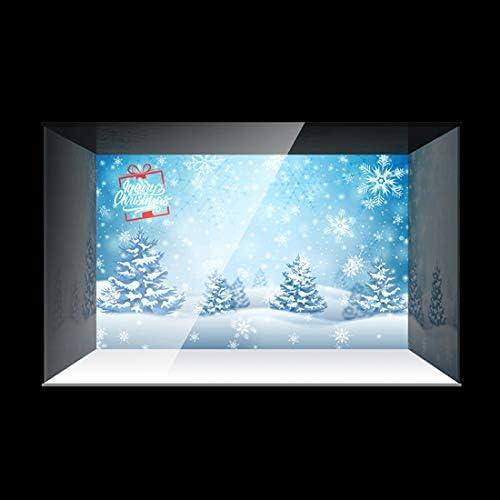 POXL Vitrine für Lego Lebkuchenhaus 10267 Acryl Schaukasten Display Case Box (Ohne Lego Set )