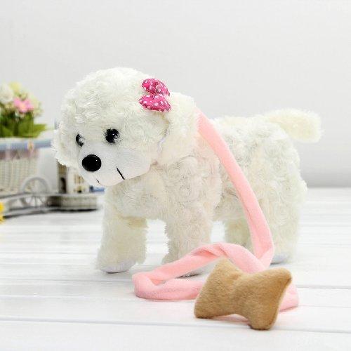 Electronic Singing Dancing Husky Pet Dog Toy Walking Puppy Kids Children Gift