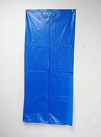 Amazon.com: 40 A 45 galones X Heavy Duty azul reciclable de ...