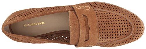 Loafer Penny G Bass H Ellie Women's Co Camel OCqRH7qwx
