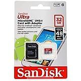 Cartão Micro Sd Sdhc 32gb Ultra Classe 10 Sandisk Original