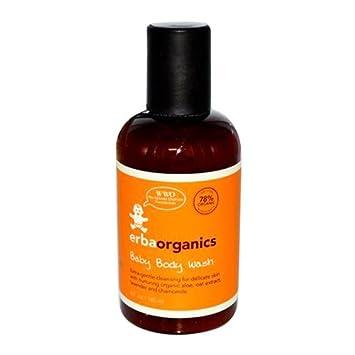 Erbaorganics - Baby Body Wash - 6 fl oz (180 ml) by Erbaorganics