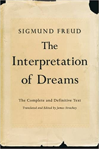Image result for freud's the interpretation of dreams
