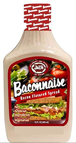 Price comparison product image J & Ds Baconnaise 15.0 OZ (Pack of 4)