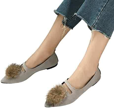 6e96d2bd54540 Shopping Flats - Shoes - Women - Clothing, Shoes & Jewelry on Amazon ...