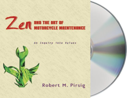 Zen and the Art of Motorcycle Maintenance: An Inquiry Into Values by Brand: Macmillan Audio