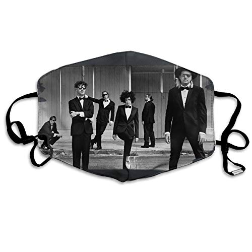 (Robbins Tonya Mask Arcade Fire Funeral Man Woman,Suitable Outdoor Use Masks Mouth)