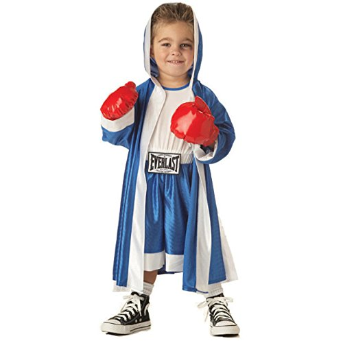 Child Everlast Boxer Costume Size: Medium 8-10