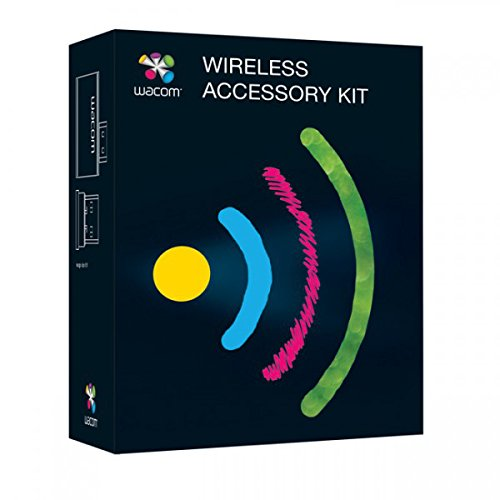 Wacom Wireless Accessory Kit for Bamboo and Intuos Tablets (ACK40401)