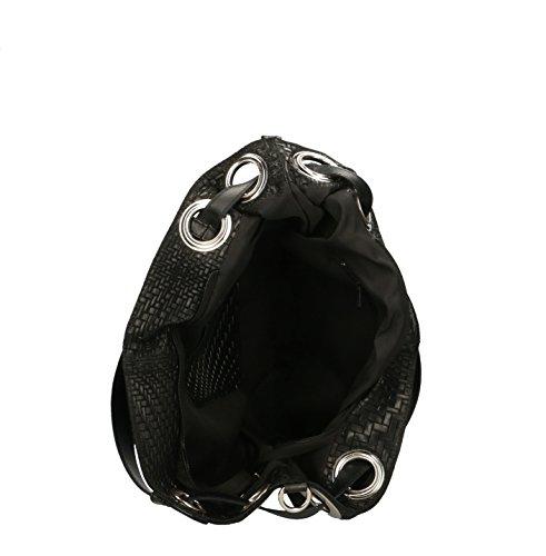 Ju&Zo, Borsa a mano donna nero nero Taille Unique