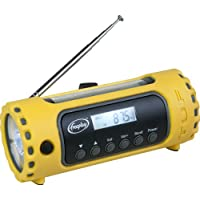 Freeplay Tuf Solar/Crank AM/FM/WX Radio with LED Flashlight