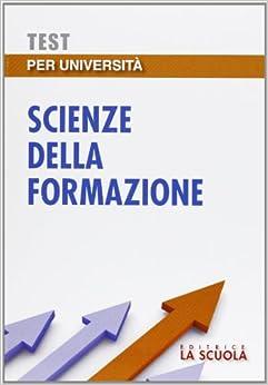 Book Test per università. Scienze della formazione