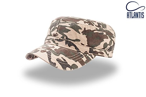 visera Uniform Camo Gorra Khaki única unisex Atlantis talla qw8TE