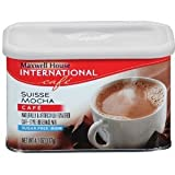 Maxwell International Cafe Cafe-Style Sugar Free Suisse Mocha Cafe Beverage Mix 4.1 OZ (Pack of 24)