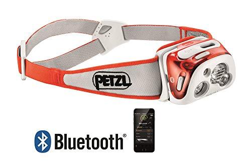 Petzl - REACTIK+ Headlamp, 300 Lumens, Bluetooth Enabled, Orange by PETZL (Image #5)