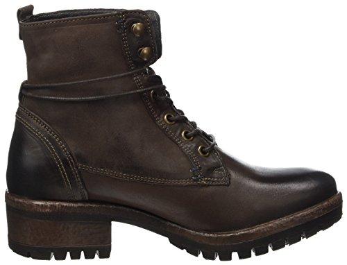 Damen Combat Boots BLACK 262 312 YnT7Wdg