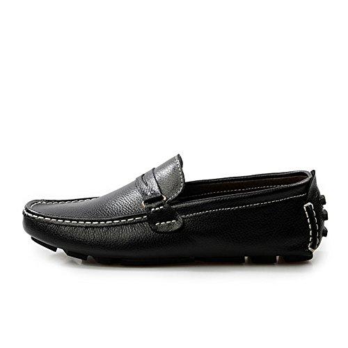 Chaussures Marron Casual Poignée D'hiver Pour Hommes Occasionnels D'hiver JVup7Kzko