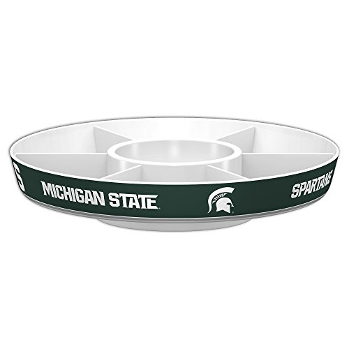 Fremont Die NCAA Michigan State Spartans Party Platter]()