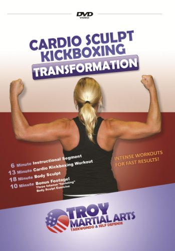 Cardio Sculpt Kickboxing Transformation