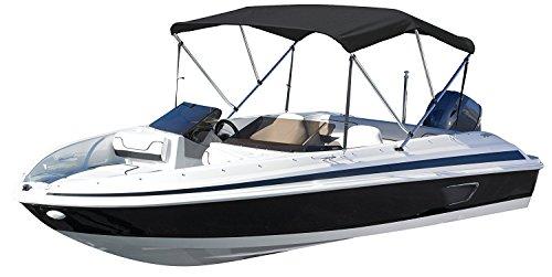 SUMMERSET Elite Sunbrella Bimini 3 Bow Boat Canvas Top Includes 1