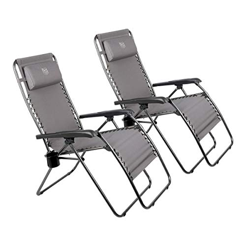 oversize zero gravity lounge chair