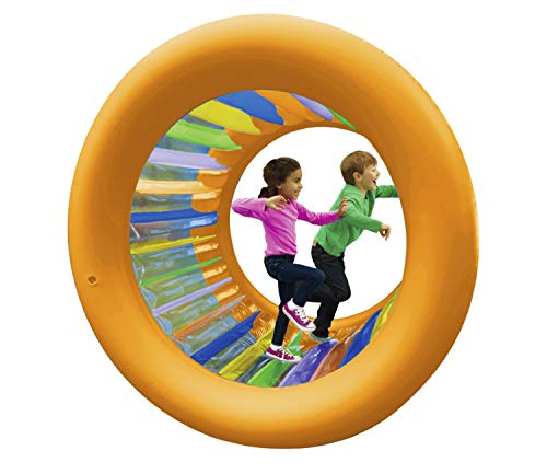 Hoovy Giant Fun Inflatable Roller Outdoor Activities for Kids and Adults Families Playtime 51