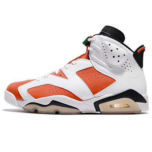 Jordan Air 6 Retro Gatorade Men Lifestyle Sneakers - 13