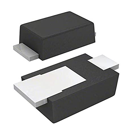 TVS DIODE 5V 9.2V POWERDI 123 DFLT5V0A-7 Pack of 100
