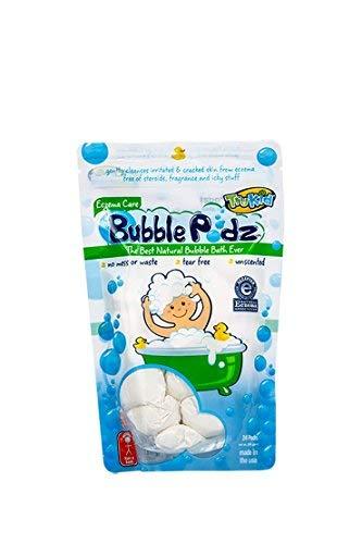 TruKid Eczema Care Calming Bubble Podz for Kids, 60 Count
