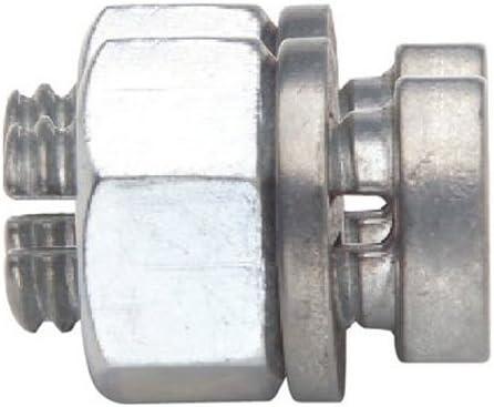北アメリカGallagher g605Electricフェンス分割ボルトワイヤコネクタ、5–Pk。 1 G605 1