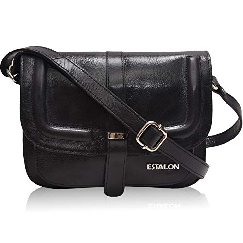 c107887d04bb Leather Crossbody Bags For Women - Crossover Purse Over The Shoulder ...