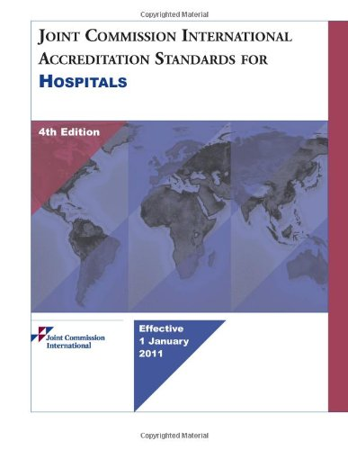 Joint Commission International Accreditation Standards For Hospitals