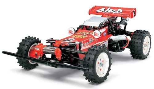 (Tamiya America, Inc 1/10 Hotshot Off-Road Buggy Kit, TAM58391)