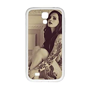 Sex Tattoo Women New Style High Quality Comstom Protective case cover For Samsung Galaxy S4