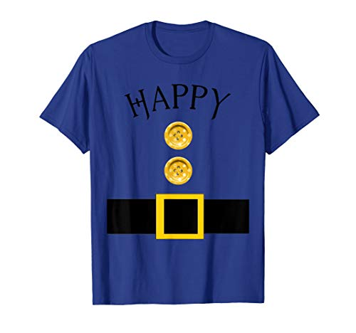 Cute Happy Halloween Group Costume T Shirt |