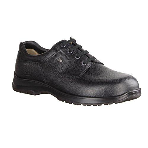 FinnComfort MOSKAU 1185055099 Mens Lace-Up Shoe, Black 10 UK Black