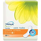 SCA Tena Serenity Protection Pads Ultimate Absorbency/Case of 108