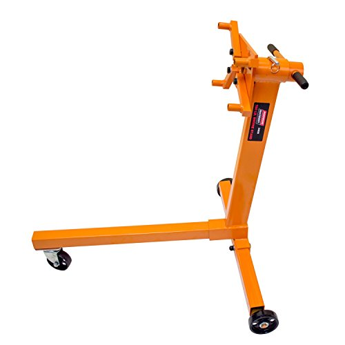 Hardware Machinery 24828 Engine Stand (750 Lb) - 750 Lb Engine Stand