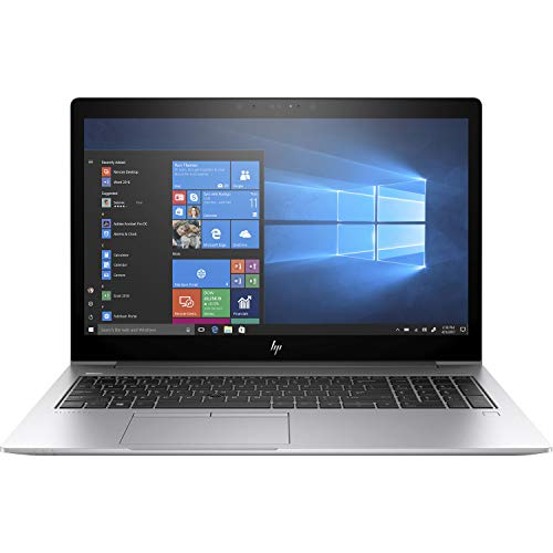 "HP EliteBook 850 G5 (Intel 8th Gen i7-8550U Quad-Core, 16GB RAM, 256GB PCIe SSD, 15.6"" Full HD 1920 x 1080, TPM, Thunderbolt3, Win 10 Pro)"