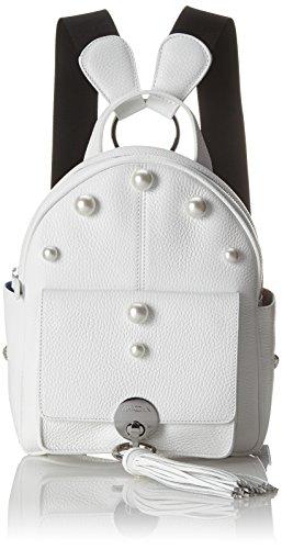 Damen White Weiß cm Cain 7x26x21 Jb Rucksack Marc T5 10 L07 1Bq85v8