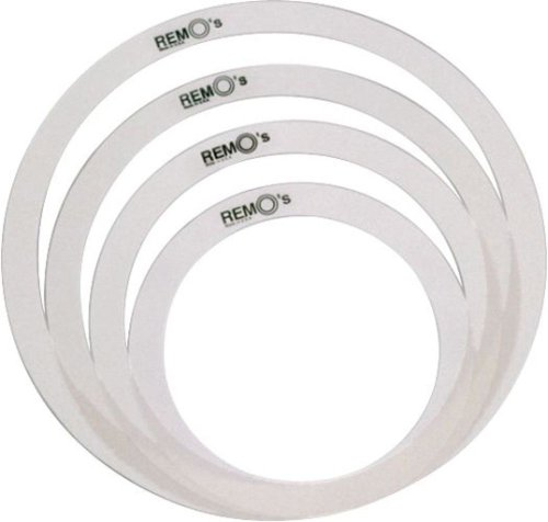 (Remo RemOs Tone Control Rings Pack - 12