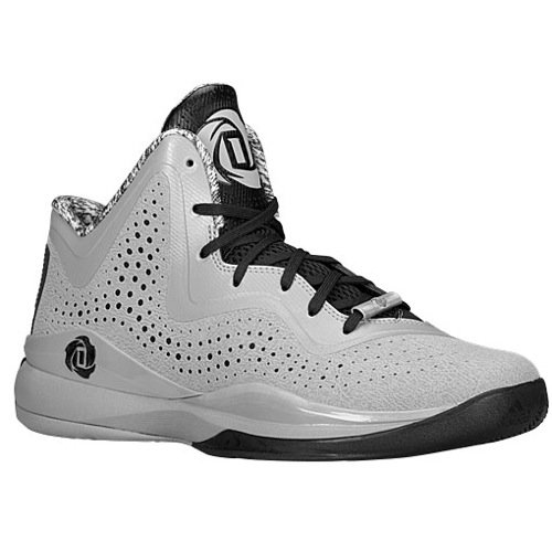 924828faf Galleon - Adidas D Rose 773 III Mens Basketball Shoe 7.5 Onix-Black