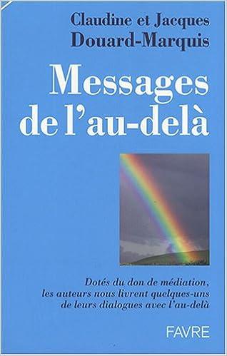 Livre MESSAGES DE L'AU-DELA pdf ebook