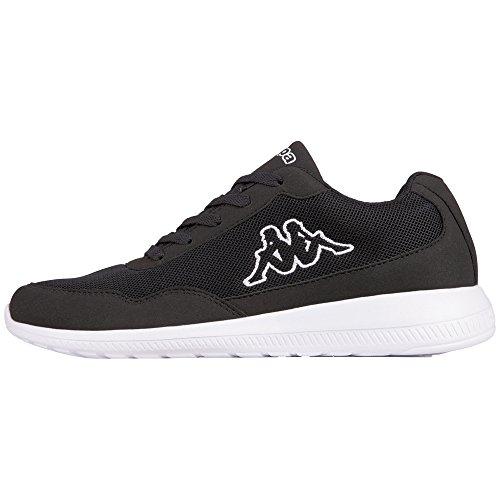 Sneaker Black Follow Adulto White Kappa Unisex 1110 Nero – 7qpn5awxf