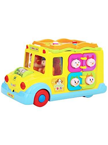 Mee Mee Intelligent School Bus, Multicolor (B07FTC1CNC) Amazon Price History, Amazon Price Tracker