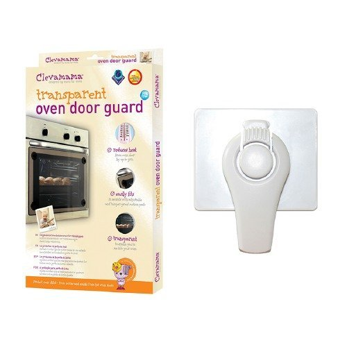 Clevamama Baby Home Safety Oven Guard & Lock Set 1 ea 1pk