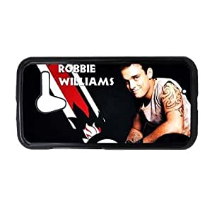 Generic Tpu Cute Back Phone Case For Boy With Robbie Williams For Moto X Choose Design 2