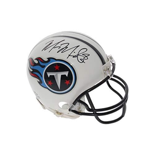 Marcus Mariota Autographed Signed Tennessee Titans Mini ()